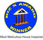 Most Meticulous House Inspector Award
